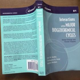 Interactions of the Major Biogeochemical Cycles(英文原版)