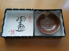 陶盏(无想庵・生肖鼠)