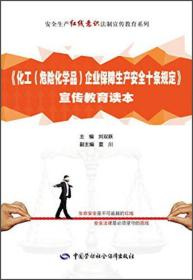 《化工(危险化学品)企业保障生产安全十条规定》宣传教育读本