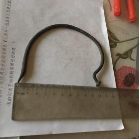 旧铜好挂勾 11厘米 009
