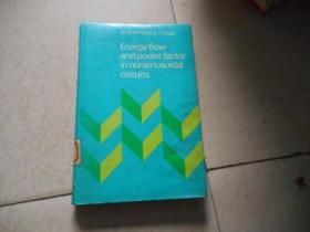 英文原版  Energy flow and power factor in nonsinusoidal cicuits