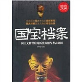 国宝档案--国宝文物背后的历史真相与考古秘闻 方辉   新世界出版