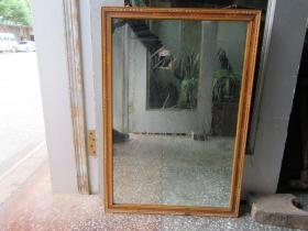 七十年代名家竹子凸出来玻璃画,漂亮