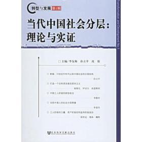 当代中国社会分层:理论与实证