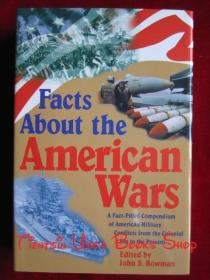 Facts About the American Wars(英语原版 精装本)关于美国战争的事实