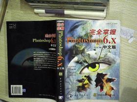 完全掌握Photoshop 6.X中文版