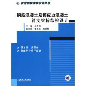 看范例快速学设计丛书:钢筋混凝土及预应力混凝土简支梁桥结构设计