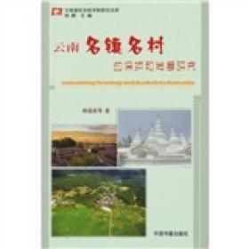 云南名镇名村的保护和发展研究