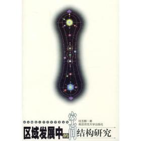 南京师范大学青年学者文丛:区域发展中的空间结构研究
