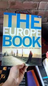 Lonely Pla: The Europe Book [平装] (孤独星球:欧洲)