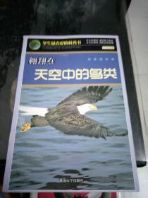 学生最喜爱的科普书  翱翔在天空中的鸟类