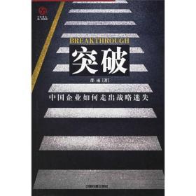 突破:中国企业如何走出战略迷失