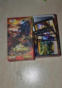 王者荣耀(游戏卡135张 盒装)