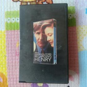 HARRISON FORD REGARDING HENRY  录像带