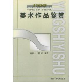 美术作品鉴赏——二十一世纪中国影视艺术系列丛书