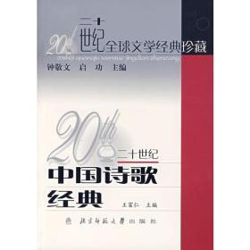 20世纪中国诗歌经典