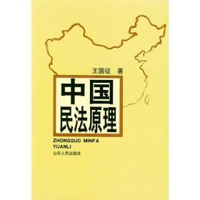 中国民法原理