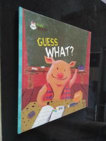 Guess What?(Kids Brown Level 3 Book 1)