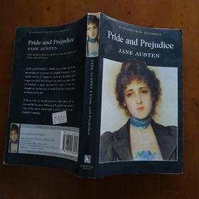 Pride and Prejudice(《傲慢与偏见》英文原版 Wordsworth经典 插图本)