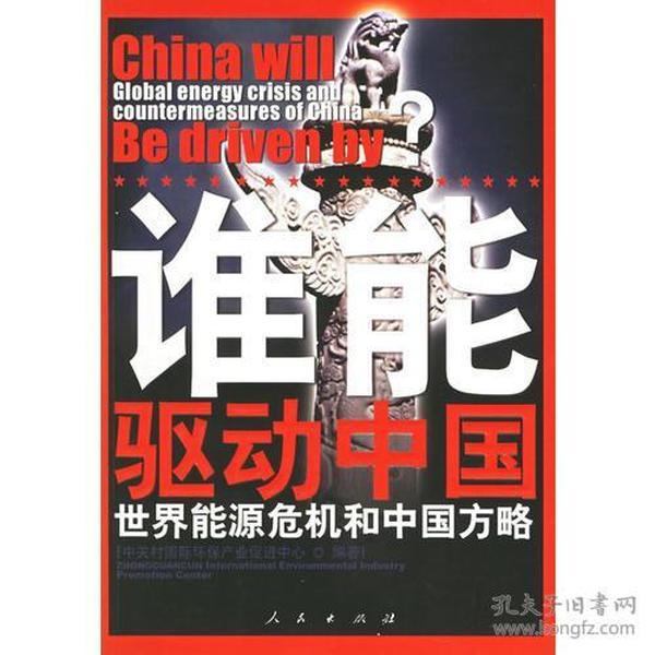 谁能驱动中国:世界能源危机和中国方略