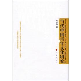 当代中国青年文化研究