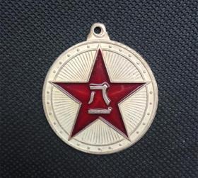 JZ1152 1955年中华人民共和国解放奖章