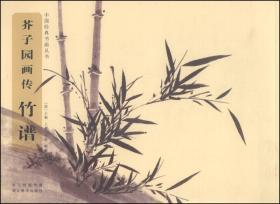中国经典书画丛书·芥子园画传:竹谱