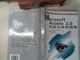 MICROSORTACCESS2.0 可视化使用指南  首页发黄