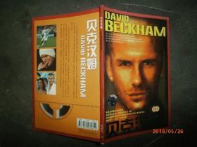 DAVID BECKHAM  贝克汉姆(双碟装) 中国康艺音像出版社