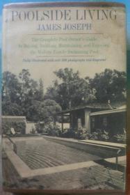 英文原版书 Poolside living (游泳池设计学术类)