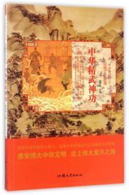 K (正版图书)(彩绘版)中华复兴之光:中华精武神功