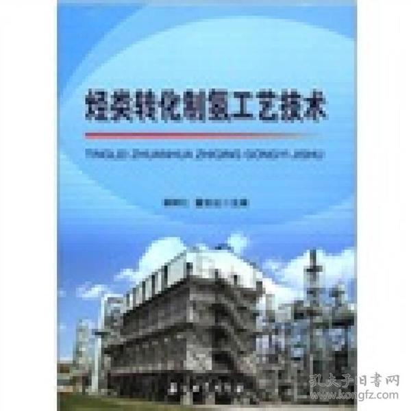 正版】烃类转化制氢工艺技术