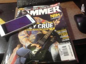英国乃至世界上最负盛名的金属乐杂志Metal Hammer(金属音锤) 2005.june