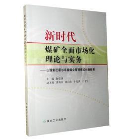 新时代煤矿全面市场化理论与实务 煤炭工业出版社