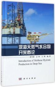 深海天然气水合物开采概论