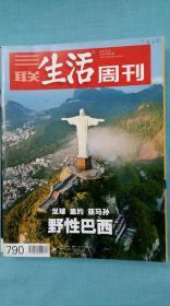 三联生活周刊2014年第24期(野性巴西;非虚构的张力)