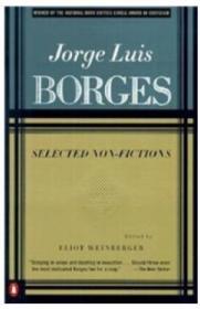 Borges:Selected Non-Fictions(博尔赫斯随笔集 企鹅原版)