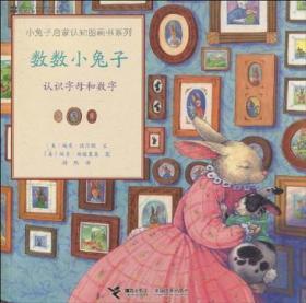 数数小兔子:小兔子启蒙认知图画书系列(全6册)