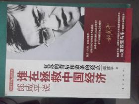 郎咸平说 谁在拯救中国经济
