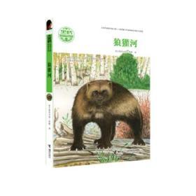 黑鹤动物文学精品系列-狼獾河 格日勒其木格黑鹤 接力出版社 9787544844017