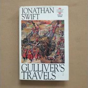 Gullivers Travels 格列佛游记(英文原版 精装)