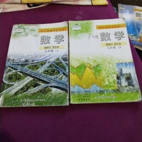 苏教版初中数学八年级数学上下全两册