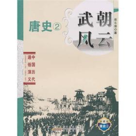 中国历代通俗演义:武朝风云