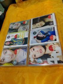 磁带:萧亚轩、首张英语专辑  等(6盒合售)