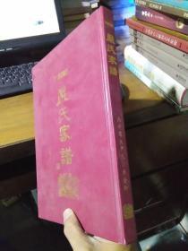 严氏家谱-南平葛大严氏宗亲会印 2006年一版一印 精装 近全品