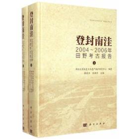 登封南洼:2004-2006年田野考古报告