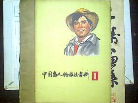 中国画人物技法资料1全24张
