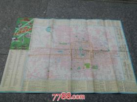北京交通旅游图