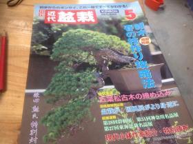 月刊近代盆栽 06.5