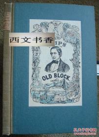 1934年出版《钢笔绘画及草图.》精装作者Alonzo Delano,十六开本.